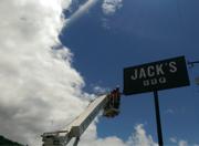 Jacks BBQ Opening Soon
